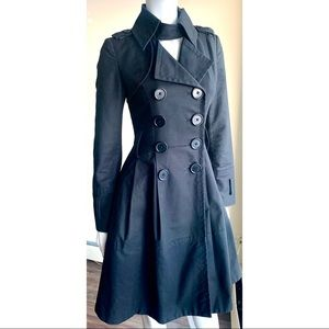 Mexx Double Breasted Trench Coat XS